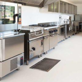 Áreas de Cocina para Restaurantes