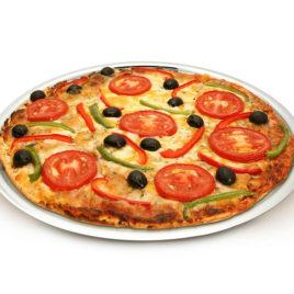 Charola para pizza 24cm