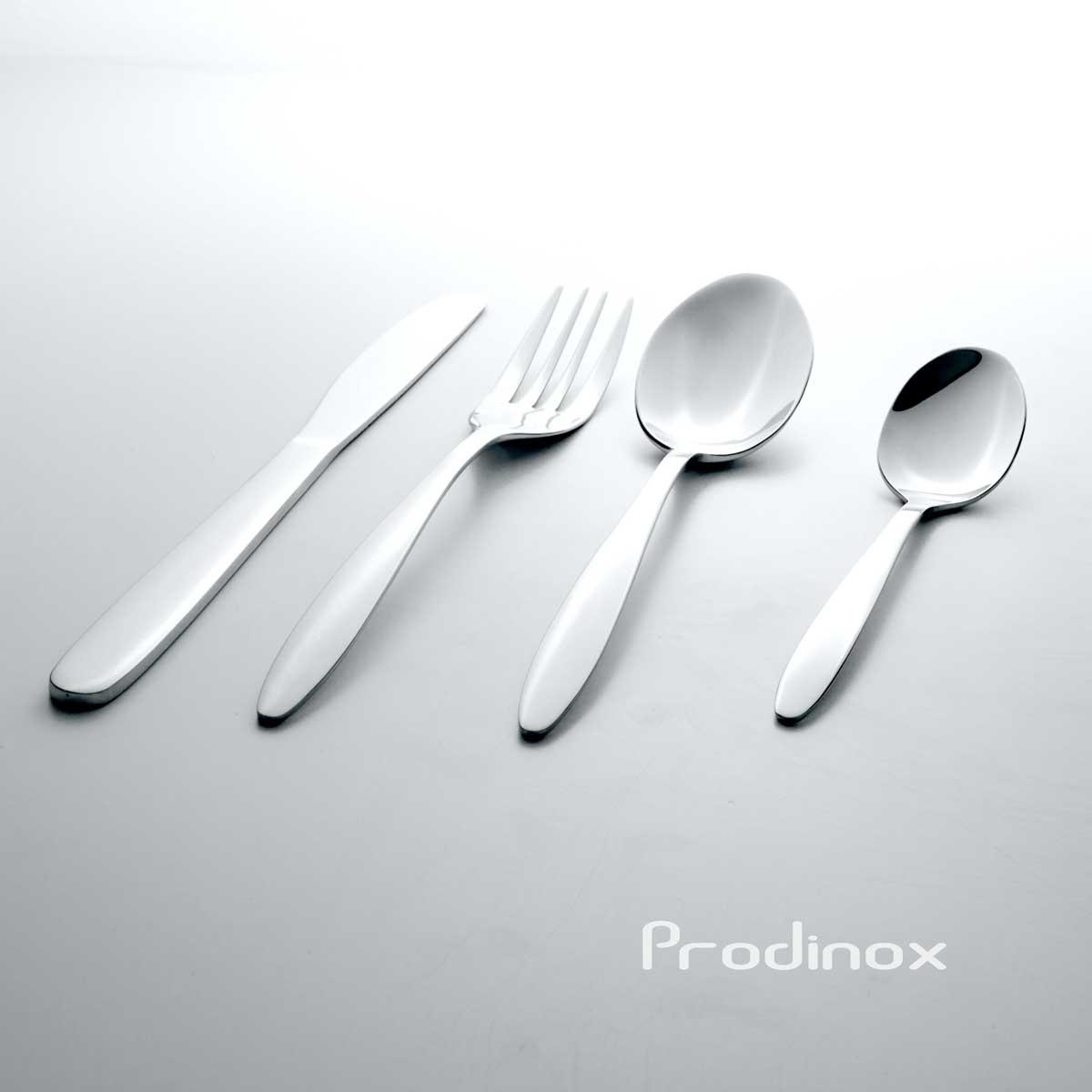 Slimline juego de cubiertos prodinox fabricaci n for Cuchara para consome
