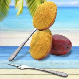 Tenedor de Mango