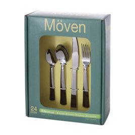Modern America, Set de Caja 24 Piezas